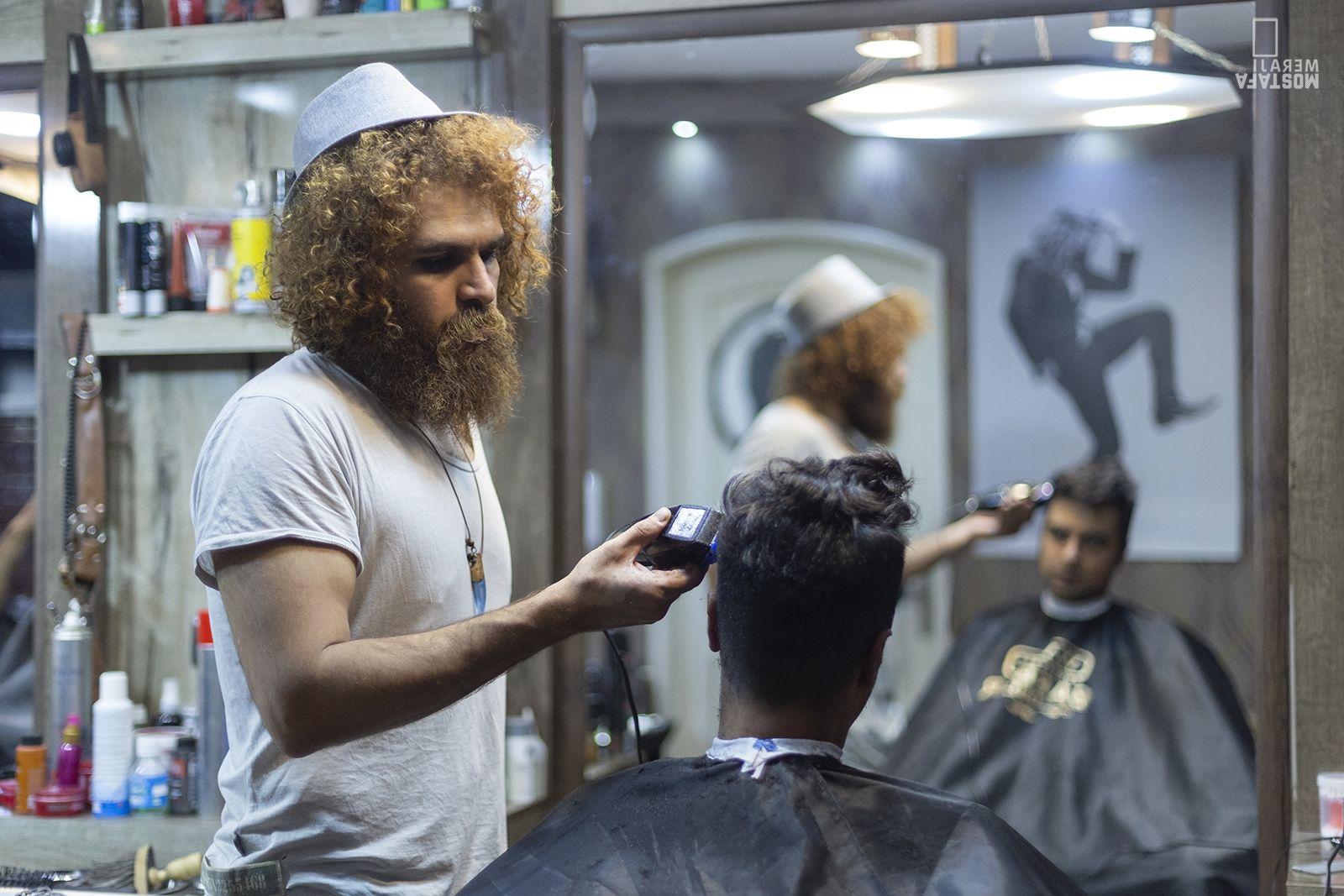 jorj barber shop, International Makeup ARTIST (Mashhad