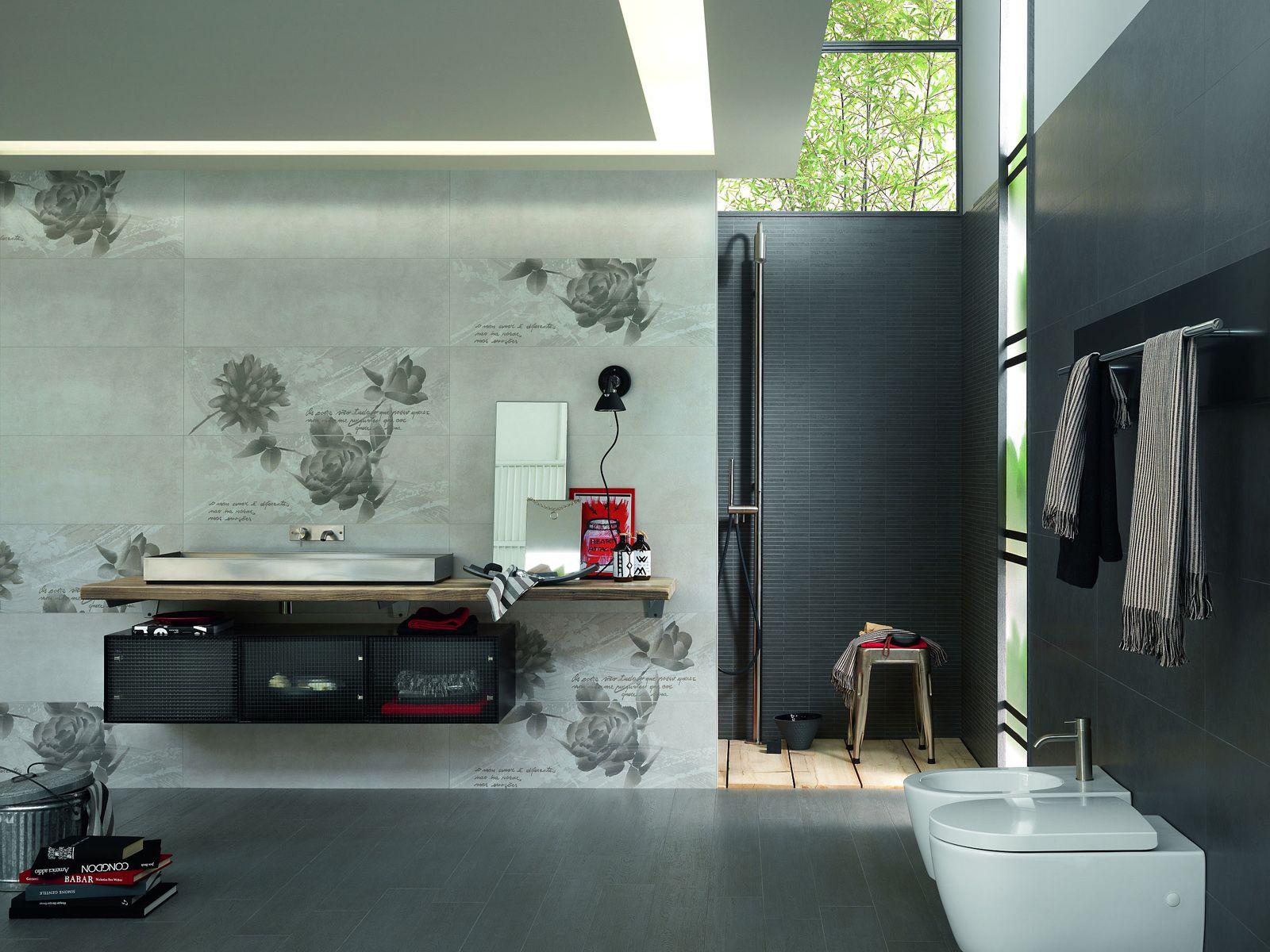 Piastrellatura Bagno ~ Piastrelle per il bagno tre stili diversi cose di casa
