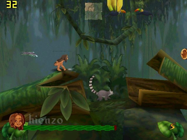 tarzan return to the jungle game free download