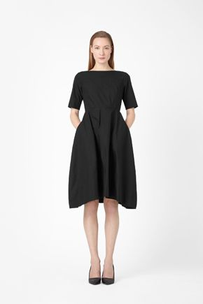 Cos Have It Love It Baumwollkleider Modestil Mode Inspiration