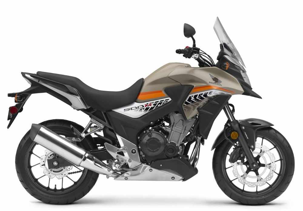 2016 CB500X Review of Specs & Changes - Detailed Info on
