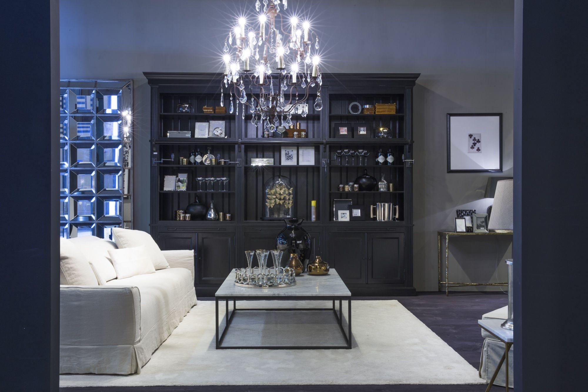 Presenca Da Flamant Na Grande Feira De Interiores E Design Maison Objet Paris Onde A Marca Introduziu Sua Nova Colecao E Espacos Out Salas De Estar Shop