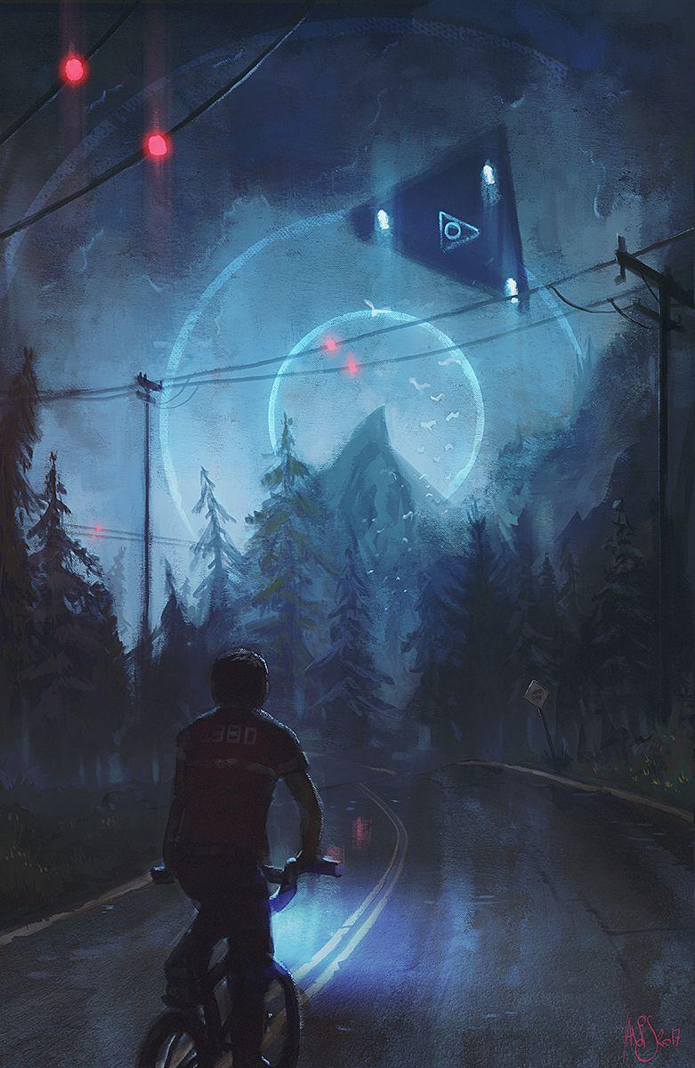 UFO 1980 by Traaw on DeviantArt