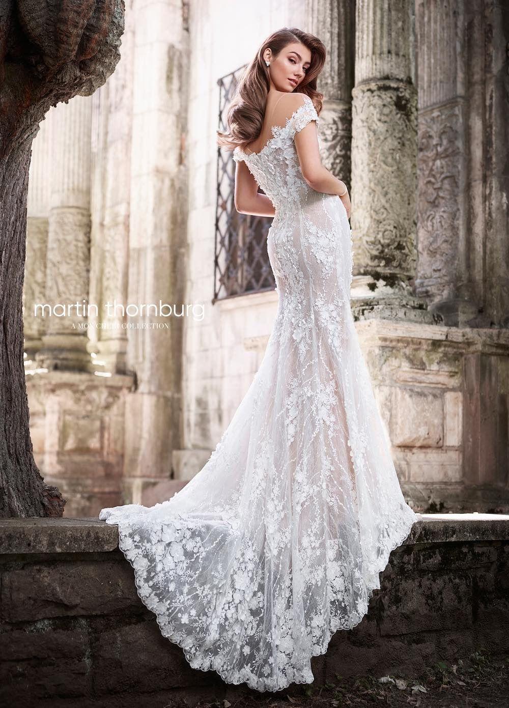 Best wedding dresses for short waisted  Wedding Dress Inspiration  Martin Thornburg from Mon Cheri Bridals