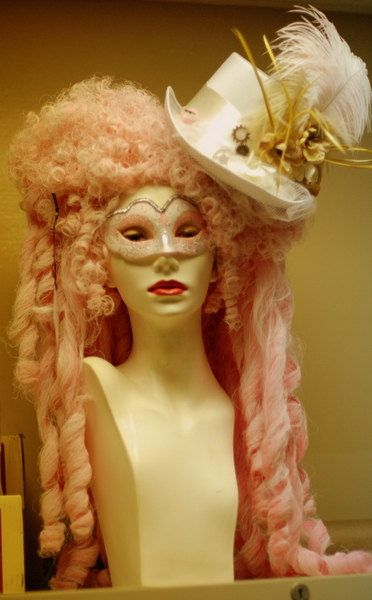 MARIE ANTIONETTE DUCHESS STYLE WIG
