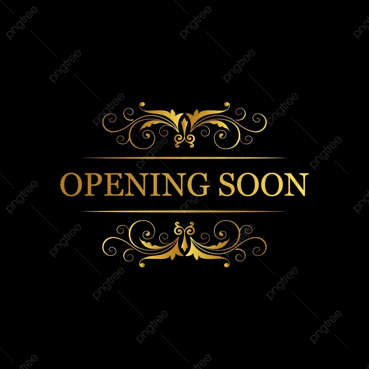 Opening Soon Banner Banner Icons Soon Opening Png And Vector With Transparent Background For Free Download Banner Vector Grand Opening Logo Design Free Templates