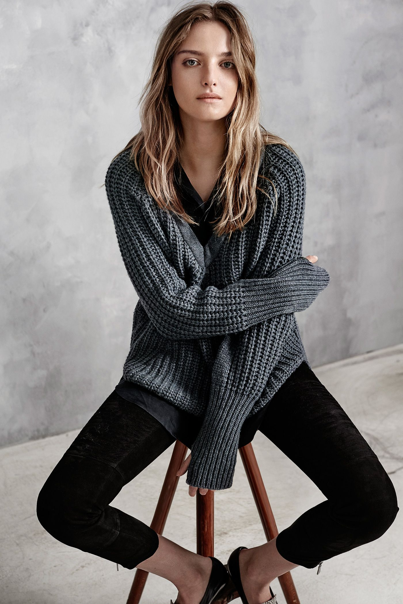 DALE KNIT, KALI TOP, VICY SUEDE JEAN | Clothing Style I like ...