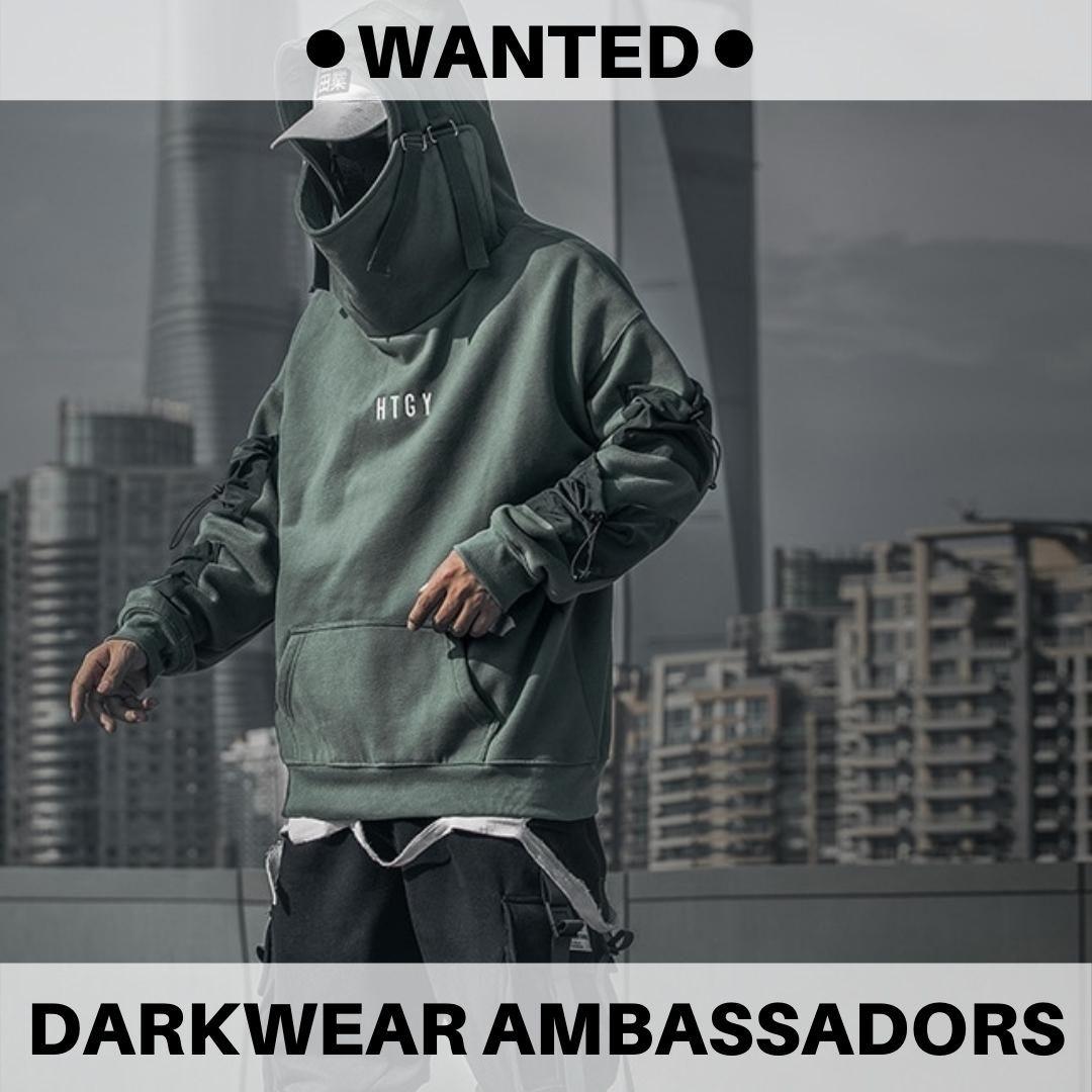 tekkawear is looking for brand ambassador to rep their