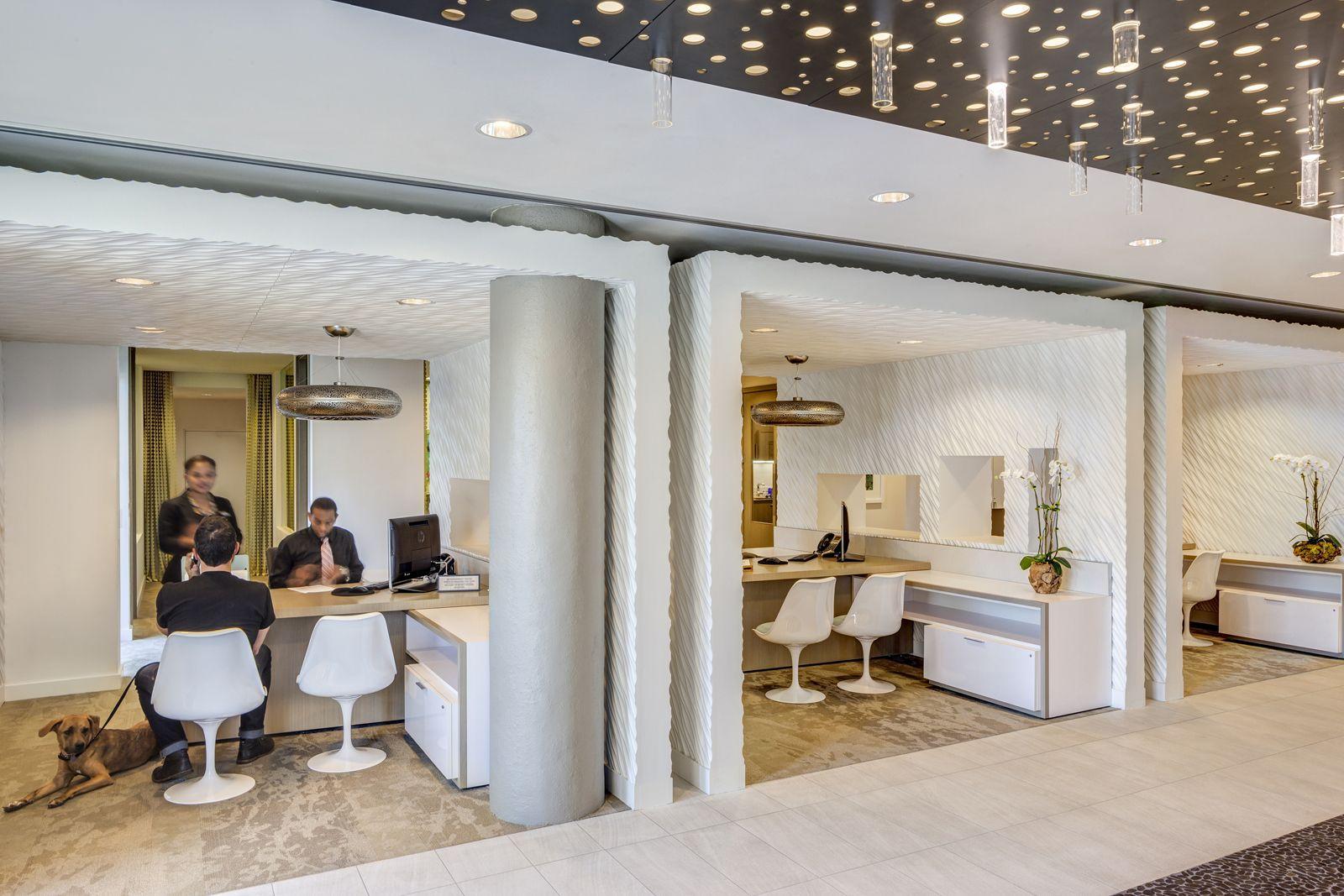 Leasing Pods Commercial Interior Design H Hendy Associates