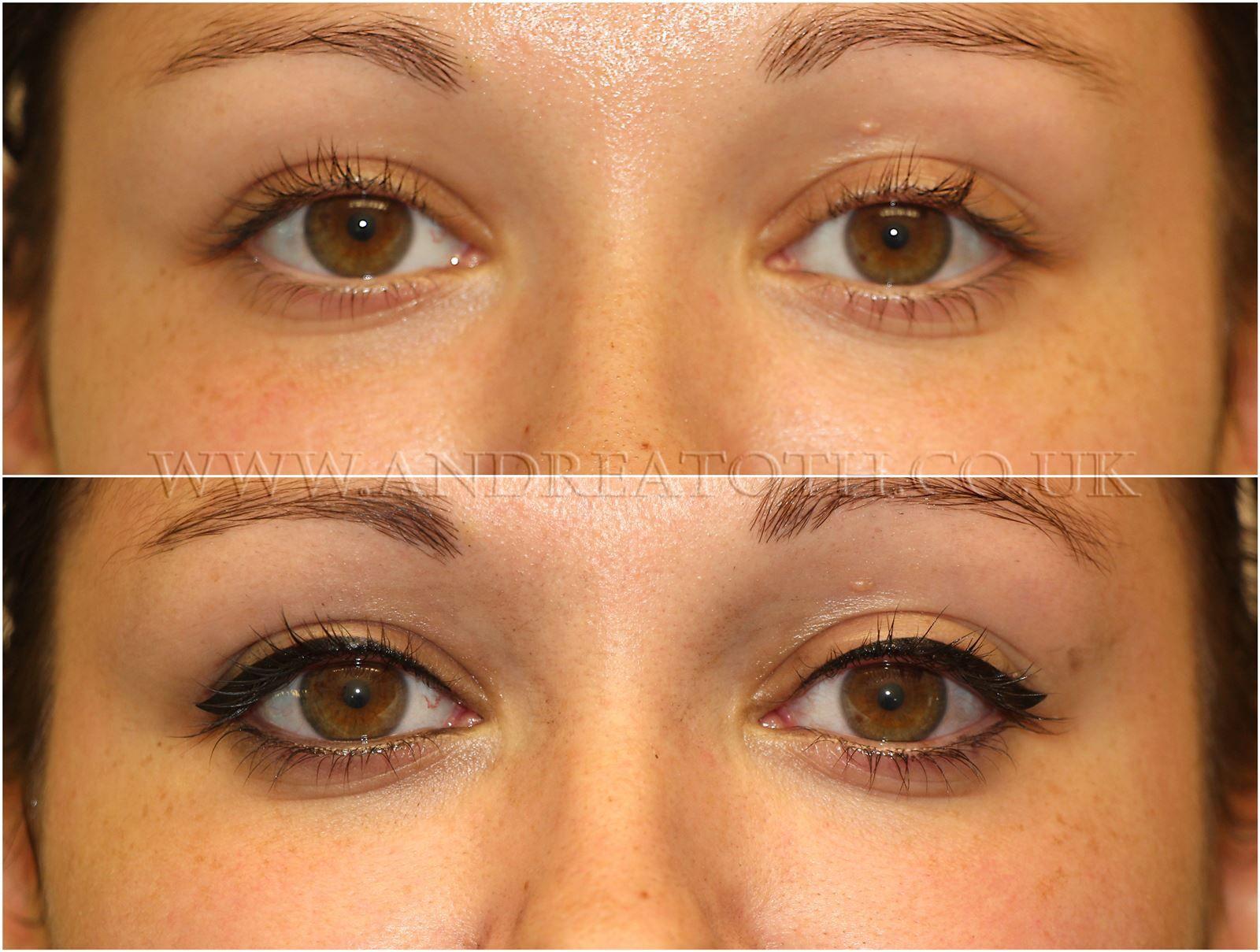 Épinglé par Moon Sun Rief sur Permanent Makeup Eyeliner