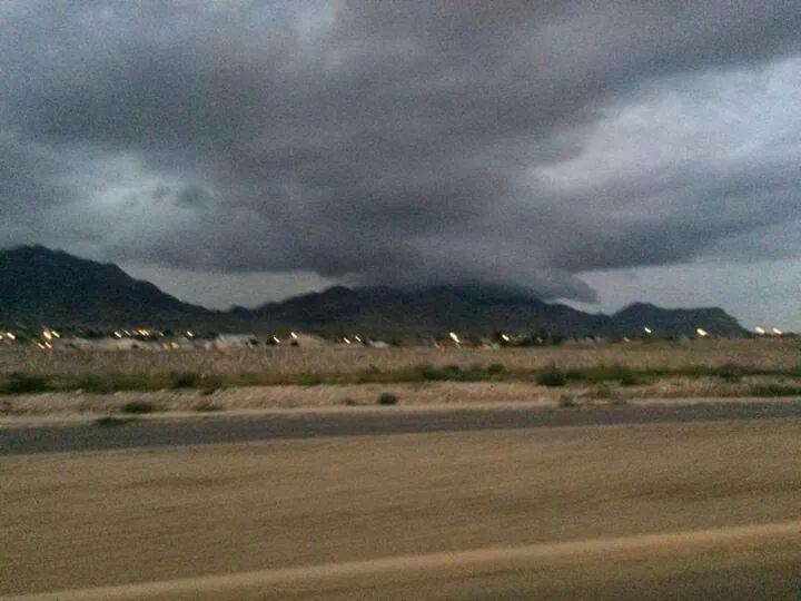 Northeast El Paso Tx. (10/20/14