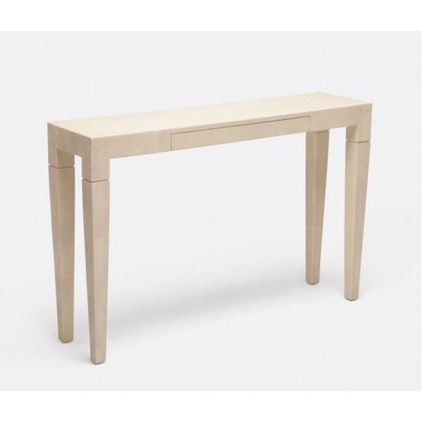 Made Goods Sorin Single Drawer Narrow Console Table