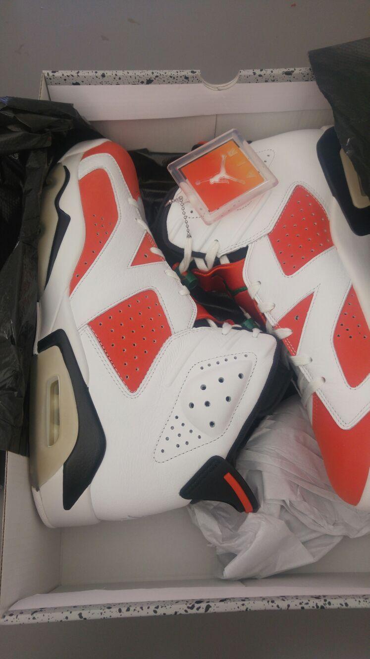 31dac845f0cf3a Air Jordan 6 Gatorade