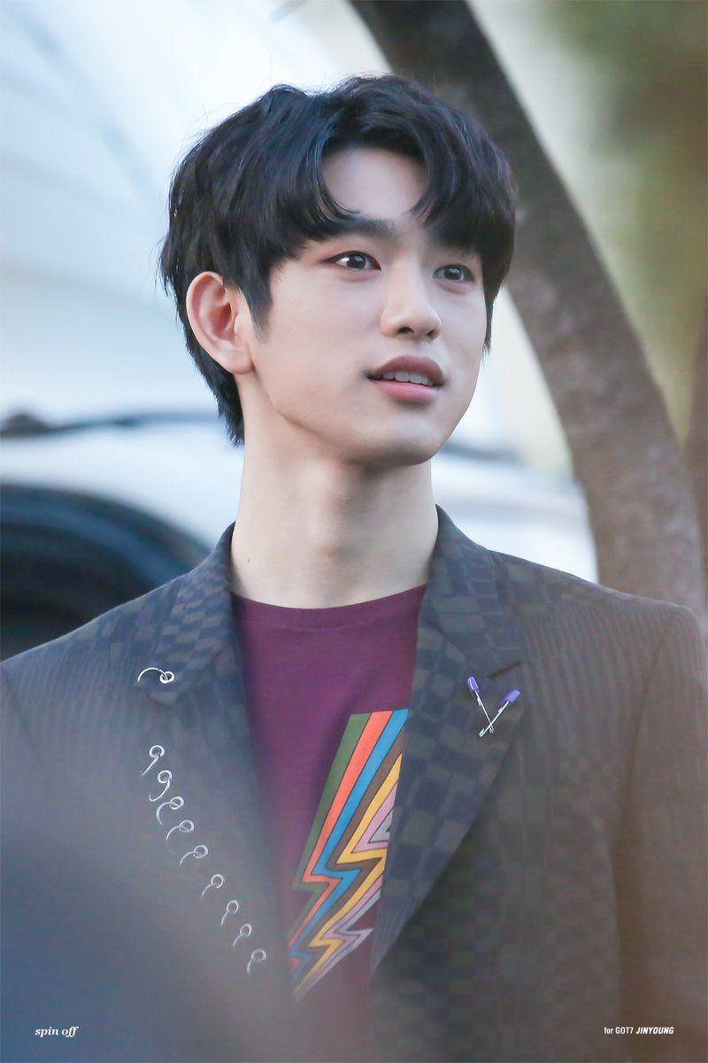 got7 | Tumblr | Jinyoung 박진영 | Pinterest | Got7, Kpop and Park