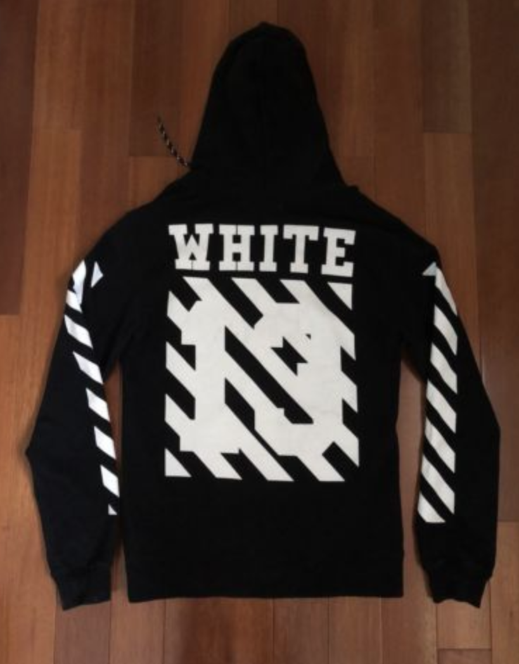 d5fca0674597 FOR SALE  100% Authentic Off-White Jesus Skull Hoodie. Size S. Virgil Abloh  Supreme