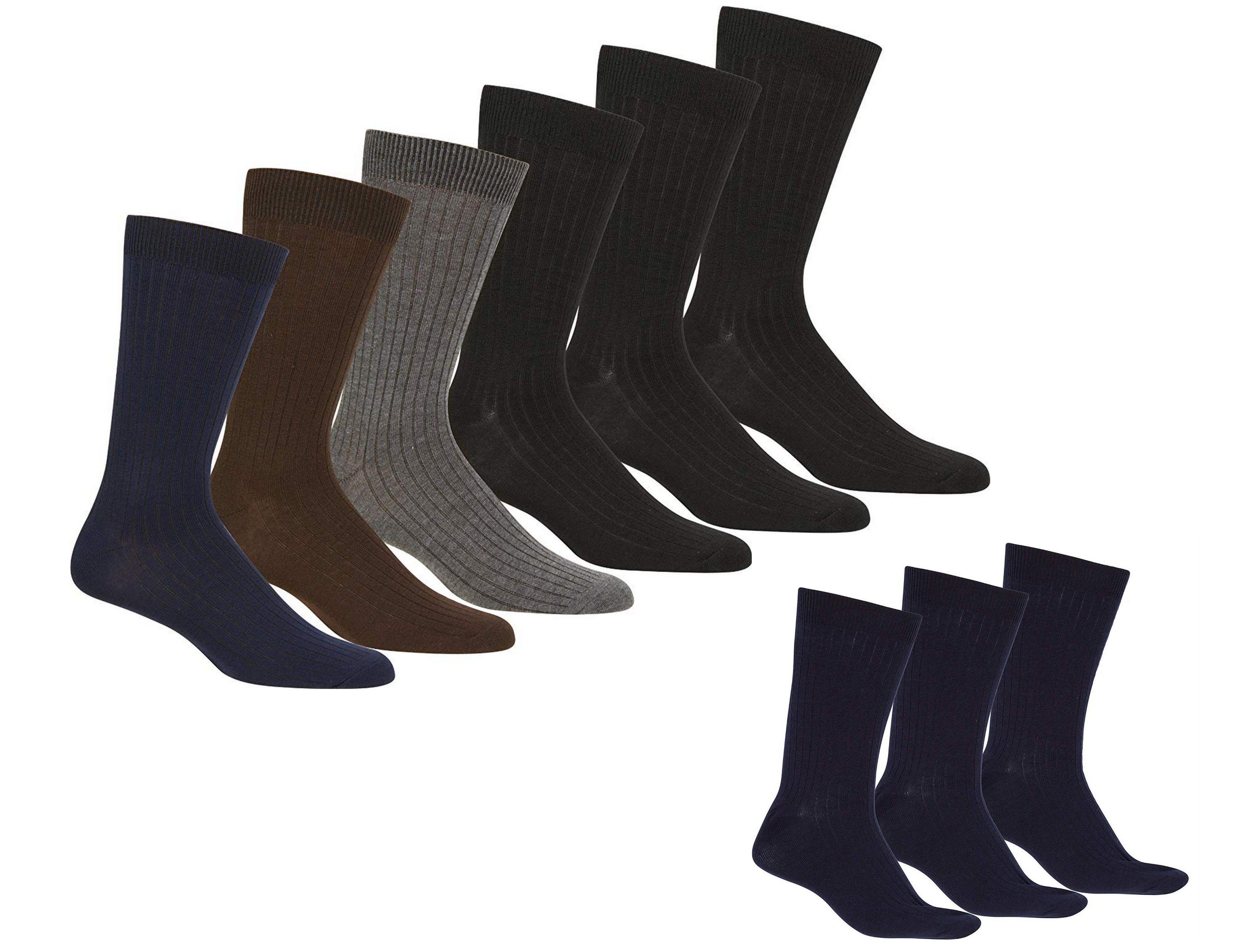 Sakkas Men S Cotton Blend Ribbed Dress Socks Socks And Hosiery Hosiery Dress Socks [ 2878 x 3784 Pixel ]