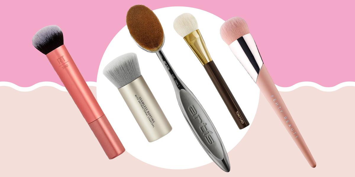High Quality Foundation Brushes That Will Up Your Makeup