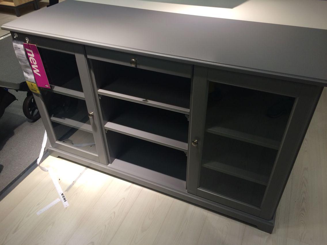 Credenza Liatorp Ikea : Ikea sideboard grey liatorp 145x87cm my room kitchen