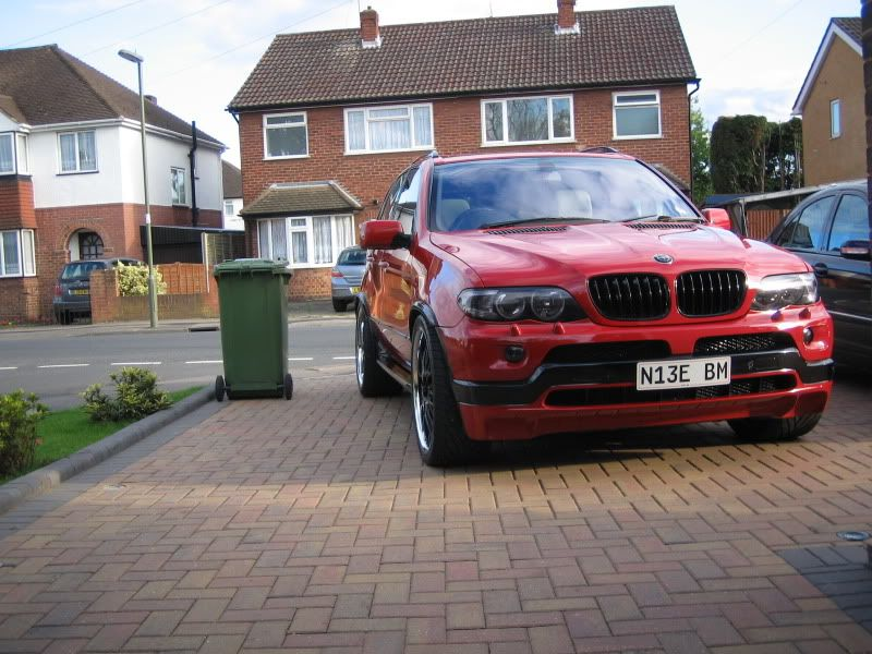 detailed the x5 and few mods - Xoutpost com | Bmw X5 E53
