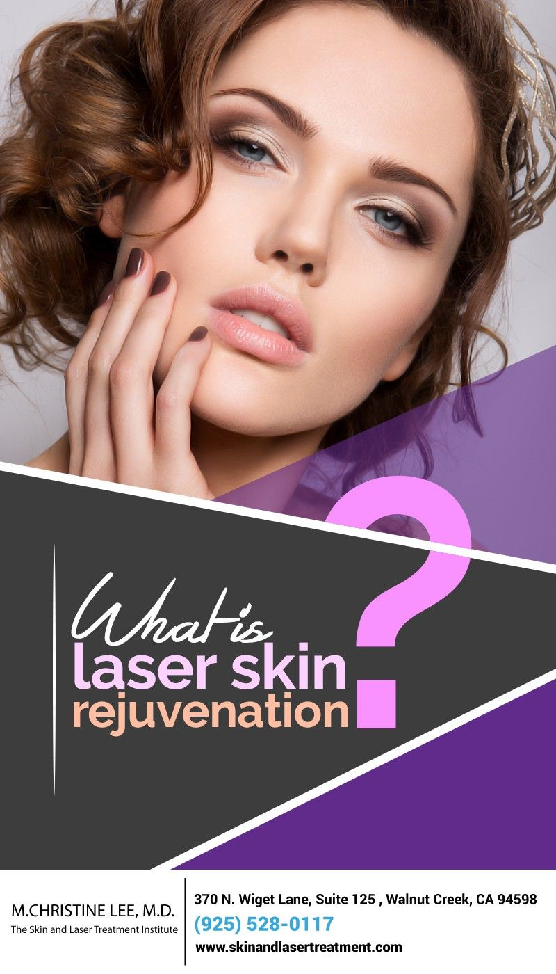 This Cosmetic Procedure Reverses Skin Damage Improves Tone And Firms Up Sagging Skin Learn Mo Laser Skin Rejuvenation Laser Rejuvenation Cosmetic Dermatology