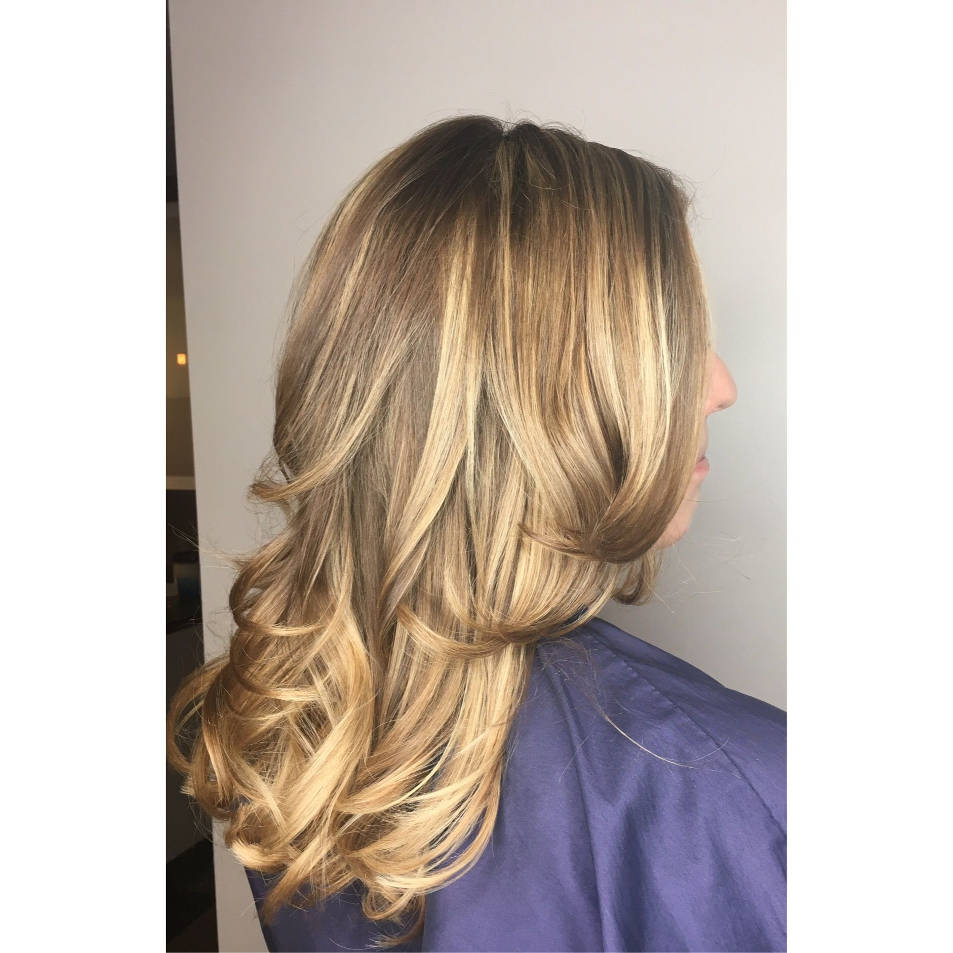 Bespoke Balayage By Aliciatape In Hair Extensions Wexford Balayage
