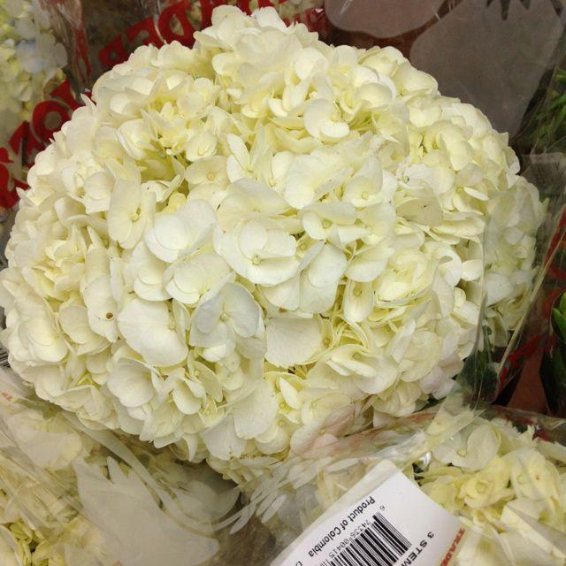 3 Hydrangea Stems For 5 99 At Trader Joe S Wedding Centerpieces Wedding Centerpieces Wedding Centerpieces