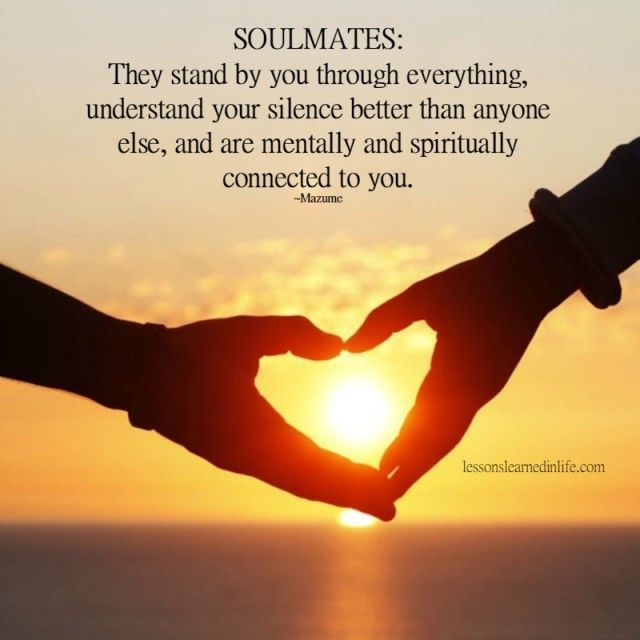 How Do You Know When Someone Is Your Soulmate