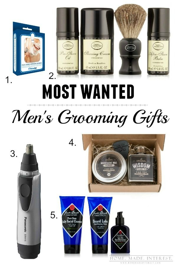 what to buy your man for his birthday