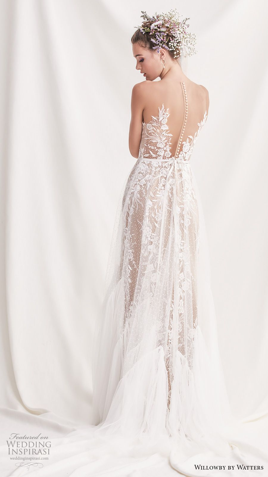 Willowby by watters spring wedding dresses in wedding