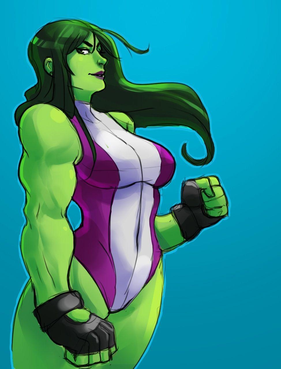 Hulk Sexy 44