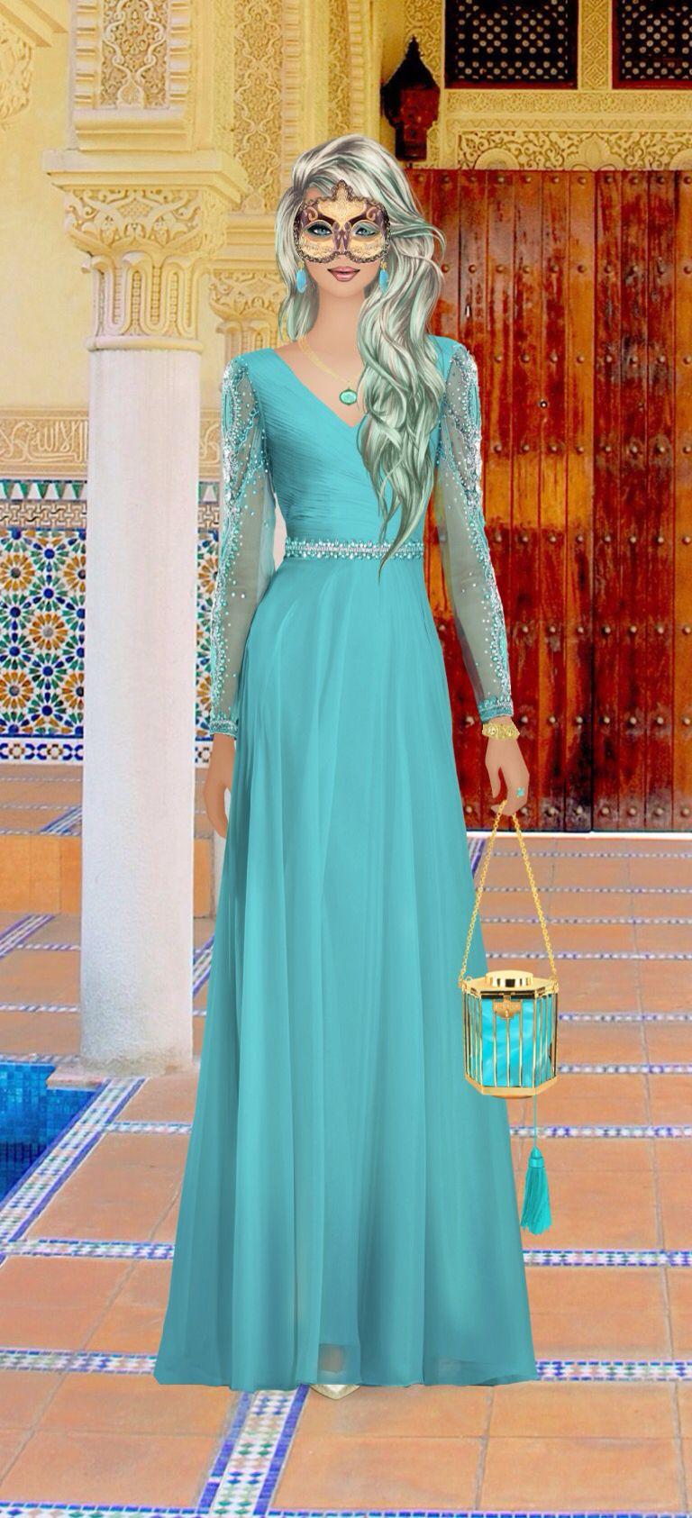 Moroccan Masquerade (Winner)