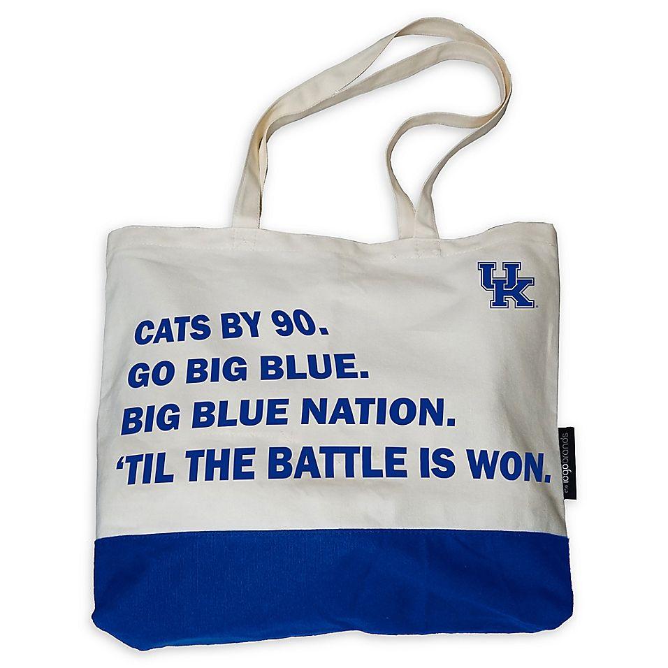 University Of Kentucky Favorite Things Tote Royal Kentucky Tote University Of Kentucky
