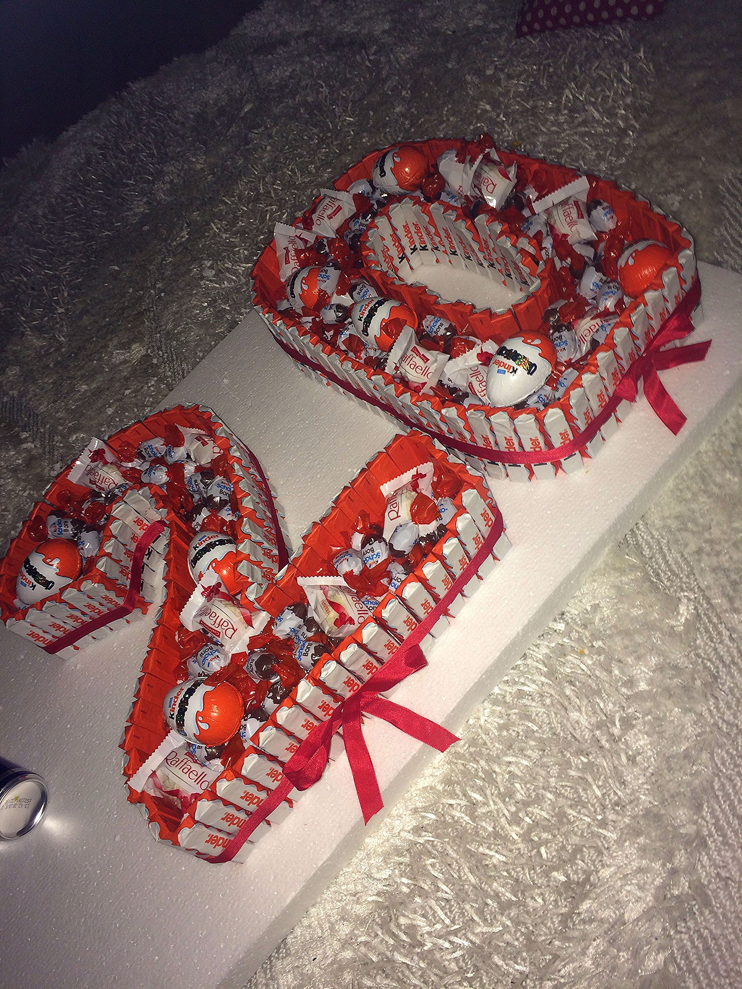 #geschenk #birthday #zwanzig #present #geburtstag #hediye #dogumgünü #schokolade #kinderschokolade #süß #selfmade #selbstgemacht #geschenkidee