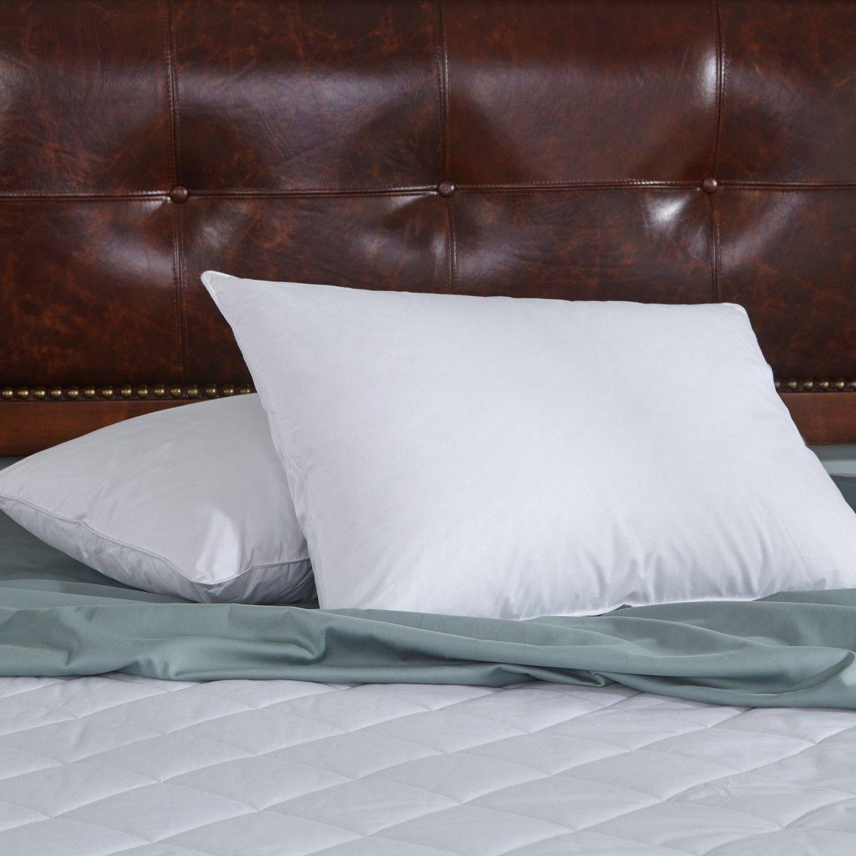 Feather Pillow Pillows, King pillows, Bed pillows