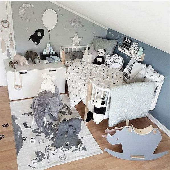 39+ The Ultimate Adorable Room Ideas For Baby Boy Trick