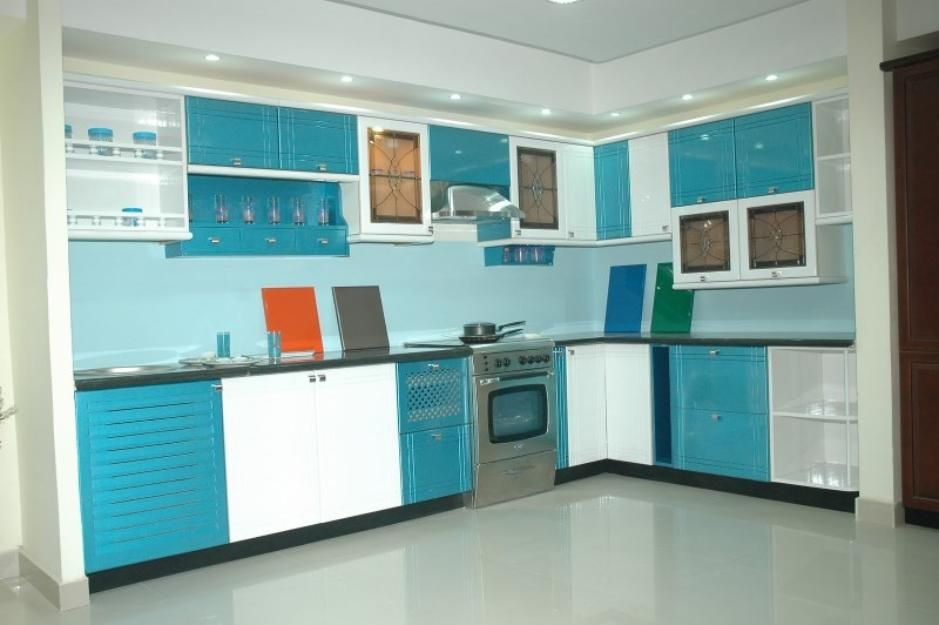 List of modular kitchen supplier dealers from banaswadi bangalore get latest cost price of Modular kitchen design colors