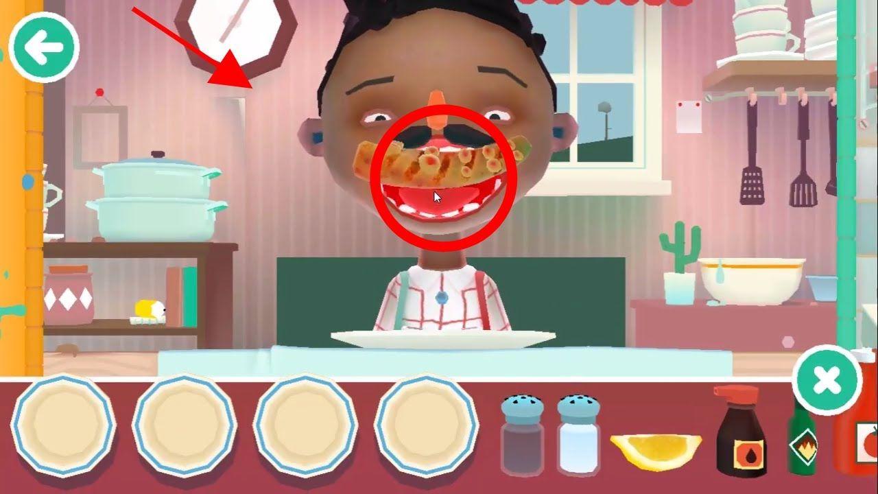 Crazy Cooking for Children Kids Games Toca Kitchen 2- Kids ...