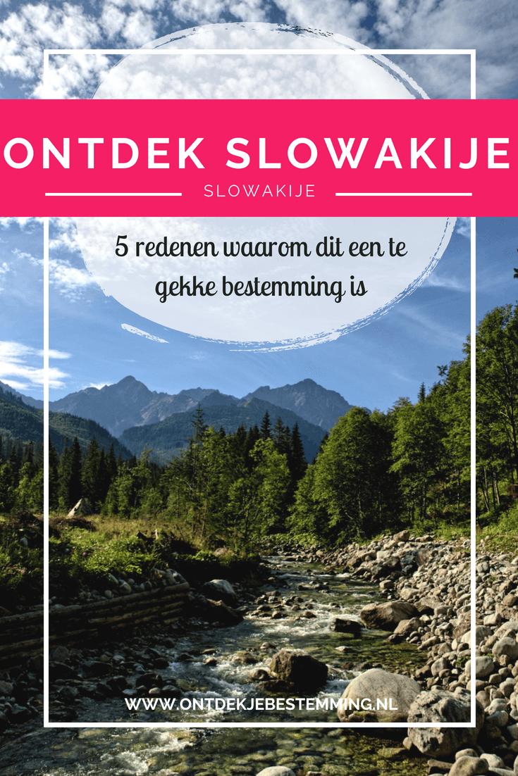 Ontdek Slowakije Slowakije Reizen Door Europa Bezienswaardigheden