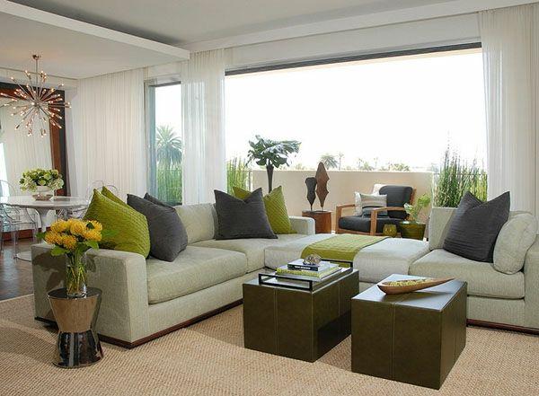 schöne deko fürs wohnzimmer - Wie ein modernes Wohnzimmer aussieht - Deko Fürs Wohnzimmer