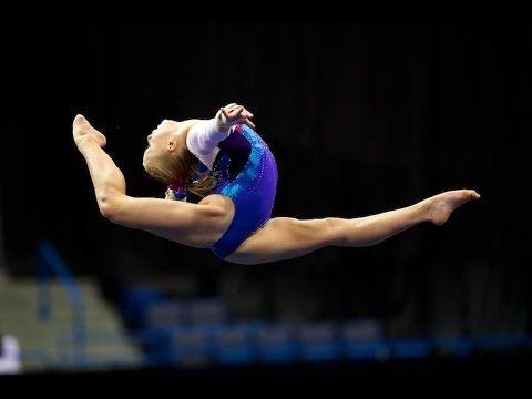 Take Flight Lindsey Stirling Gymnastics Floor Music