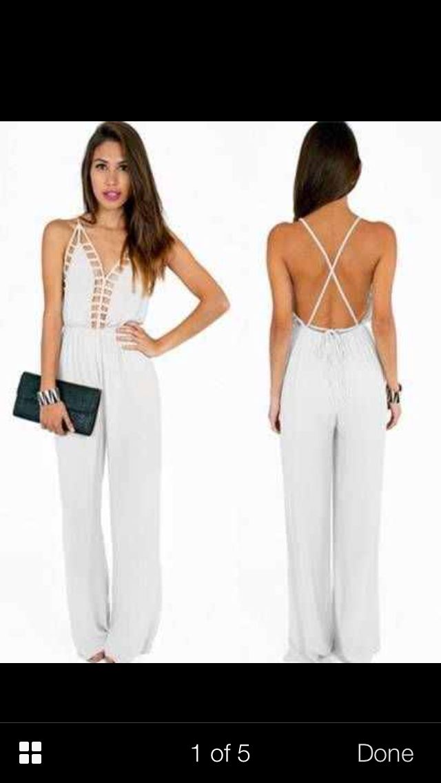 85aaa39419a5 All white party outfit