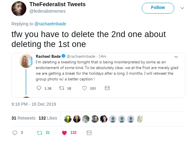 Thefederalist Tweets On Twitter In 2020 Business Pages Business Person Social Sites