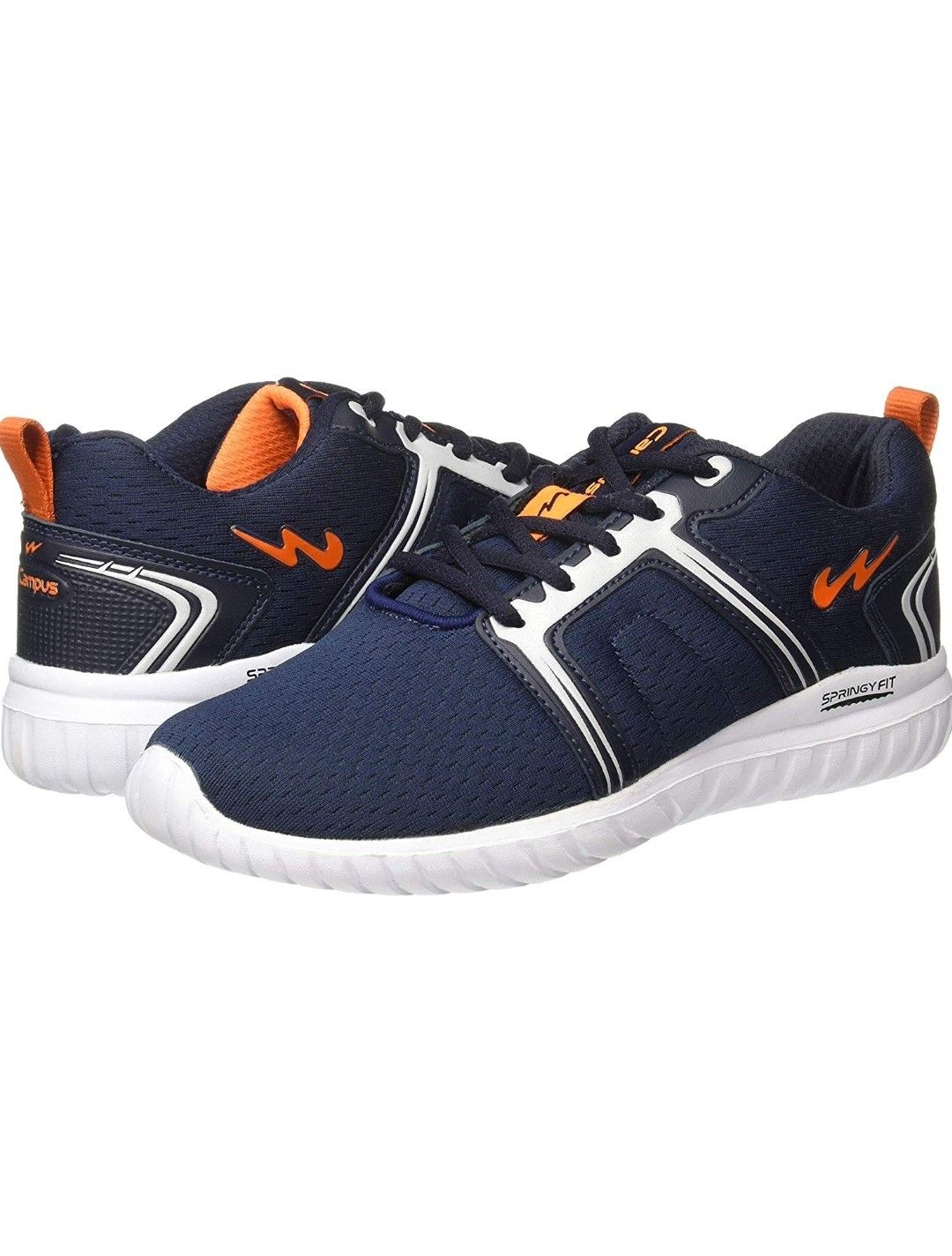 Campus Stylesh Blue Colour Sports Shoes