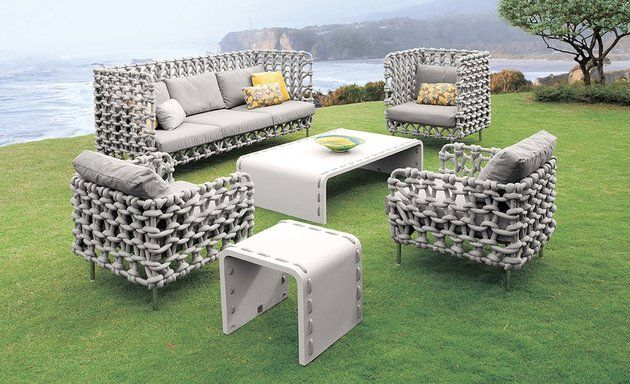 Kenneth Cobonpue, Cebu, Philippines, Furniture & Objects - Manufacturers  Outdoor Furniture Sofa, - Kenneth Cobonpue, Cebu, Philippines, Furniture & Objects