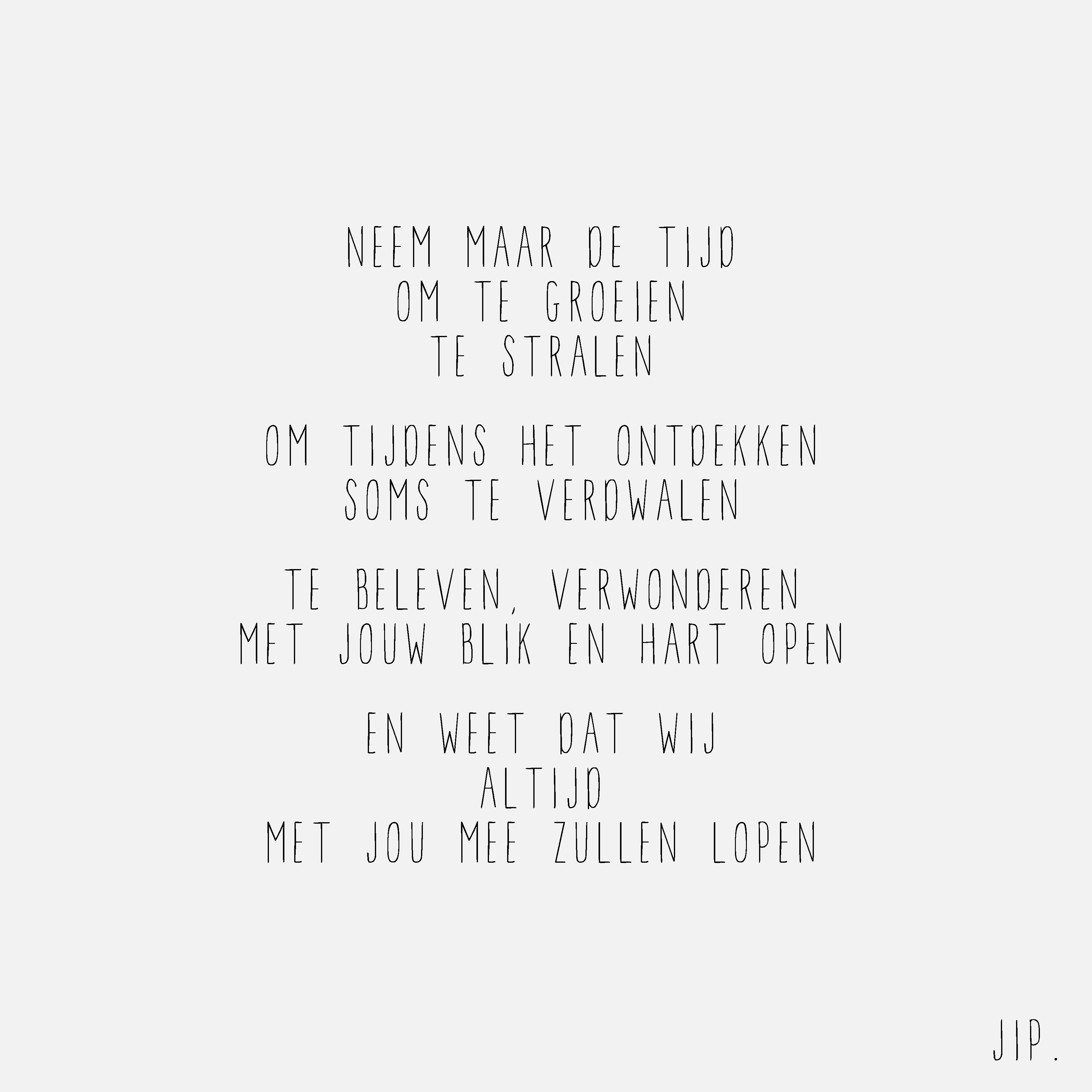 Gewoon Jip Gedichten Kaarten Posters Stationery