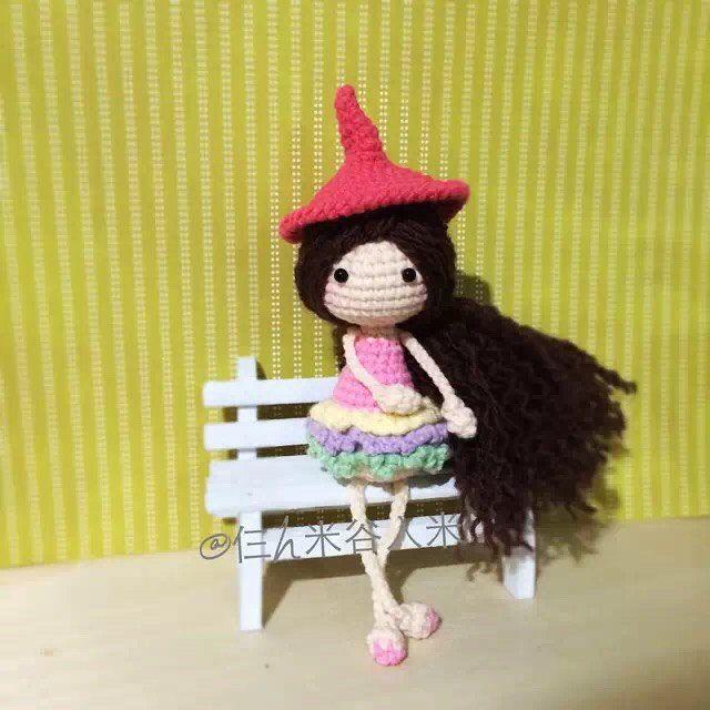 #crochet #amigurumi #crochetaddict #crochetlove #yarn #yarnlover #handmade #haken #häkeln #crochetdoll #doll #ganchillo #вязание #코바늘인형#かぎ針編み#амигуруми #钩针 #crochetwawa