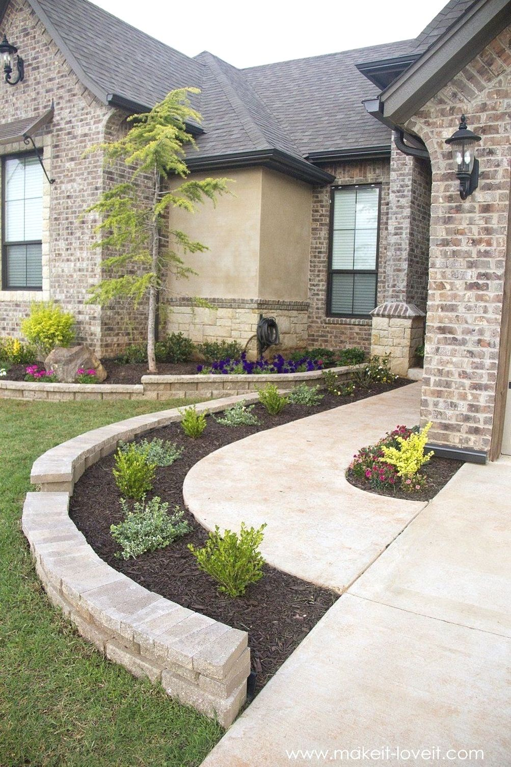 Garden Landscaping Omagh Cheap Landscaping Ideas For Front Yard Front Yard Landscaping Small Front Yard Landscaping