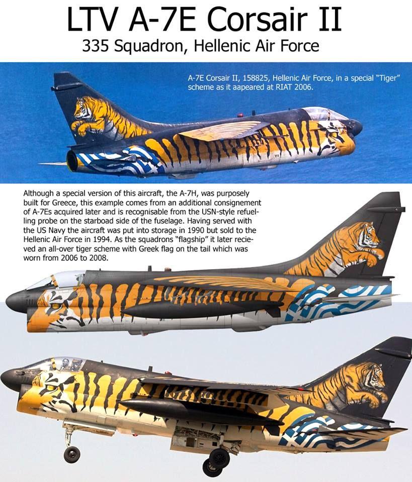 A-7E Corsair II 335SQ HAF