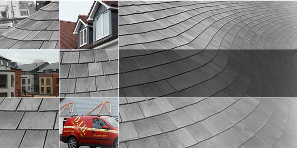 Roofs by DJH Roofing Ltd