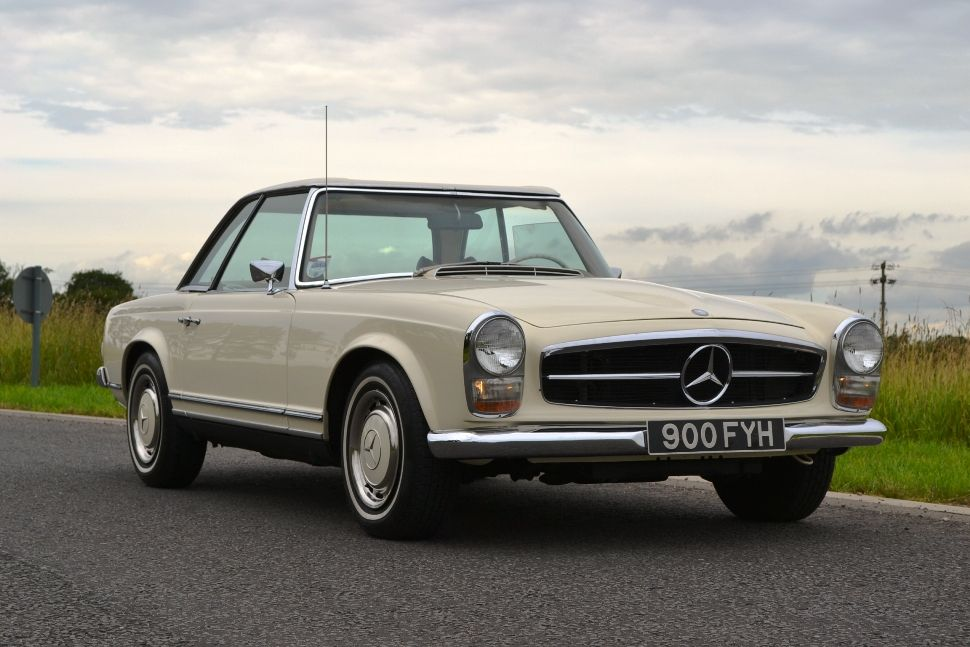 Mercedes Pagoda For Sale | Mercedes 280sl Pagoda for Sale in UK ...